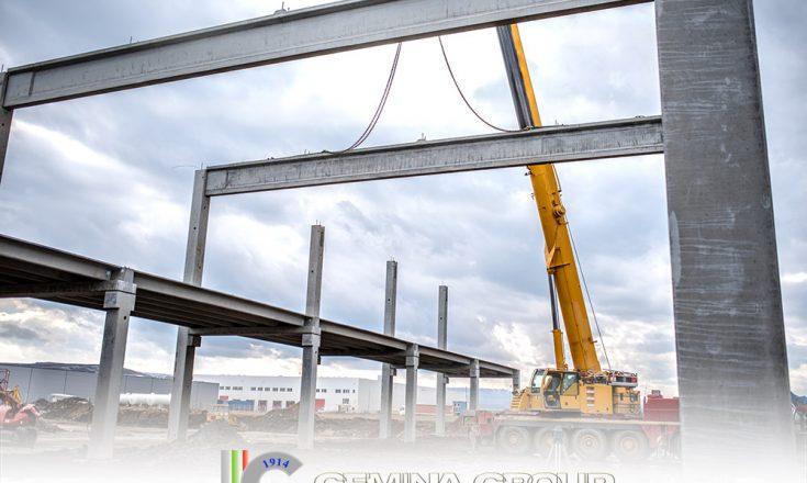 hale industriale din beton